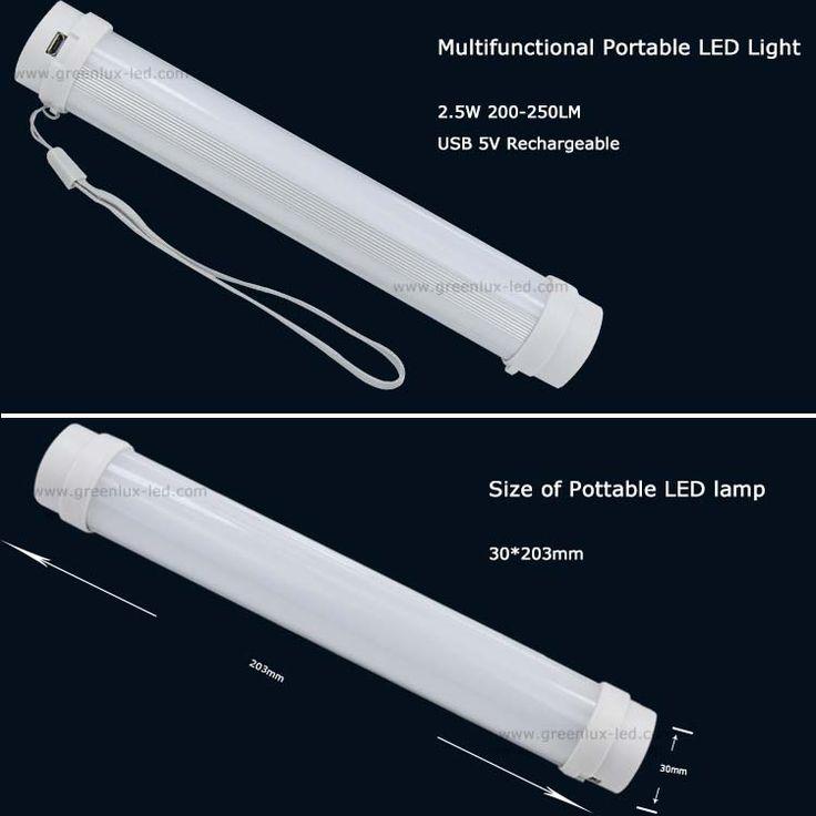led c&ing tube light  sc 1 st  Pinterest & 9 best LED Camping tube light for travel camptentlaybaglazy ...
