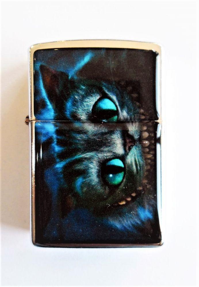 Alice In Wonderland Cheshire Cat Flip Lighter Torch Lighter Gift For Friends