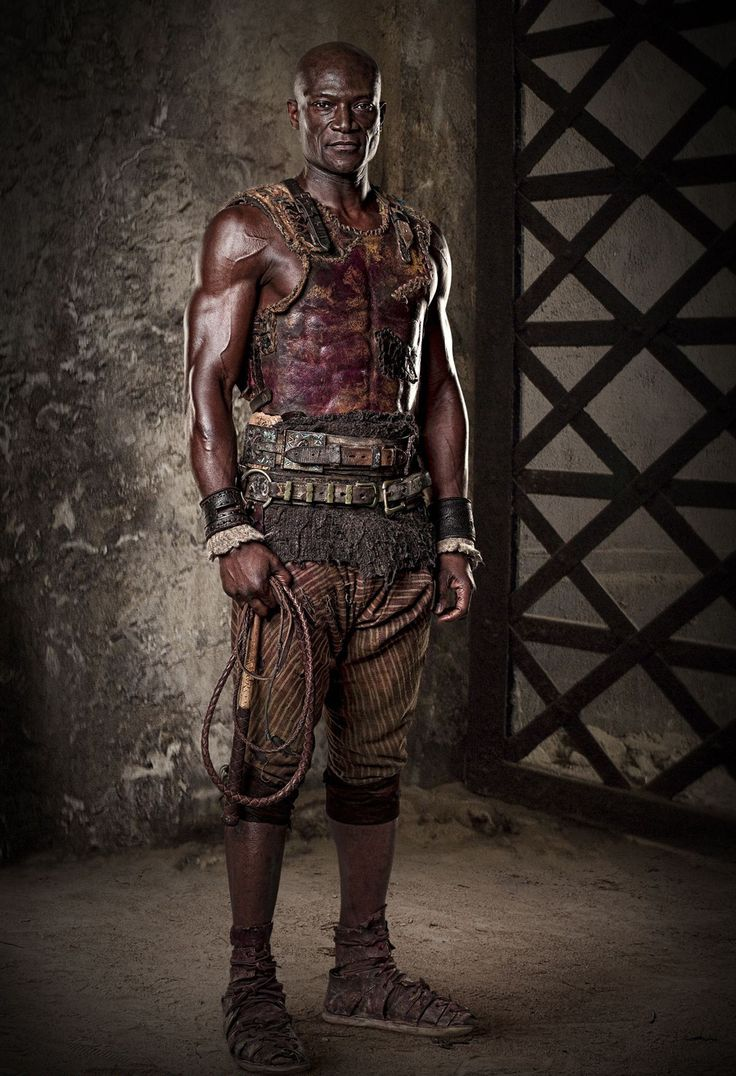 Laurence olivier spartacus quotes - Spartacus Blood And Sand Oenomaus