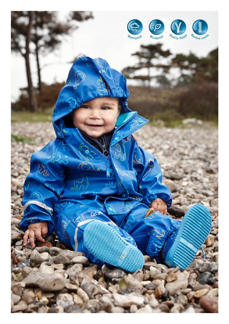 CeLaVi rainwear 2015 Spring