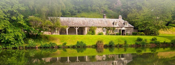 Holiday at Pond Cottage, Endsleigh, near Tavistock, Devon
