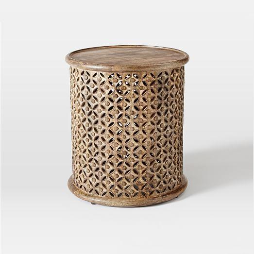 25+ best wood side tables ideas on pinterest | reclaimed wood side