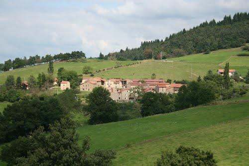 Saint-Quentin-sur-Sauxillanges, Auvergne
