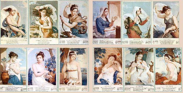 La France sous la Révolution : les réformes, le calendrier républicain, les différents gouvernements, les Jacobins, les Girondins, les Montagnards et les sans-culottes.