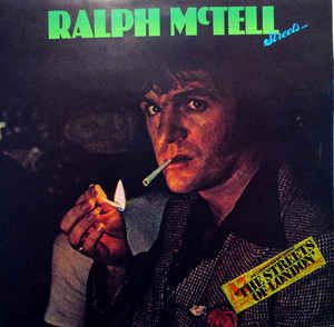 Ralph McTell - Streets (20th Century Records)
