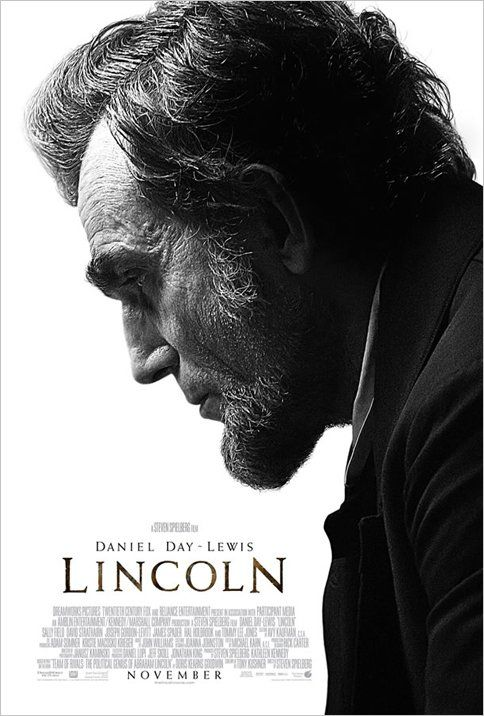 Daniel Day-Lewis Embodies Lincoln in Movie Poster | Adweek