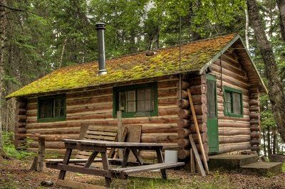 10 DIY Log Cabins-Build One For Living A Rustic Lifestyle