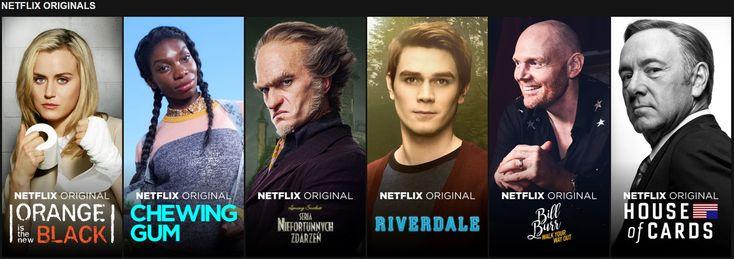 All new Original series on Netflix. Get free access and enjoy.