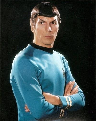 Leonard Nimoy Spock Spock / Star Tr...