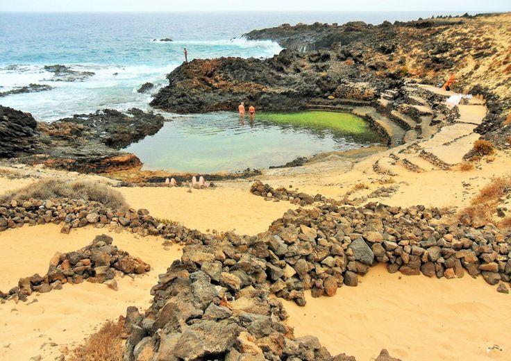 Mejores 138 im genes de piscinas naturales de canarias en for Piscinas naturales yaiza lanzarote