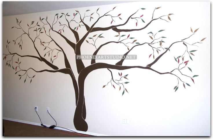 25 best ideas about tree wall stencils on pinterest tree stencil for wall tree wall painting. Black Bedroom Furniture Sets. Home Design Ideas
