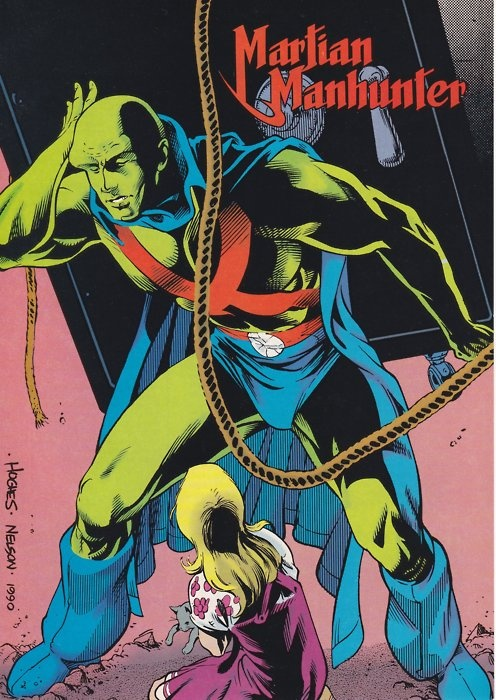Martian man hunter, when is he going to get his much deserved movie?
