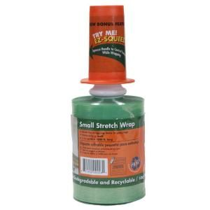 Pratt Retail Specialties 5 in. x 1000 ft. Stretch Wrap-5005001 at The Home Depot $8.97
