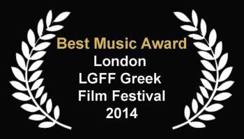 Best Music Award for Excision / London Greek Film Festival