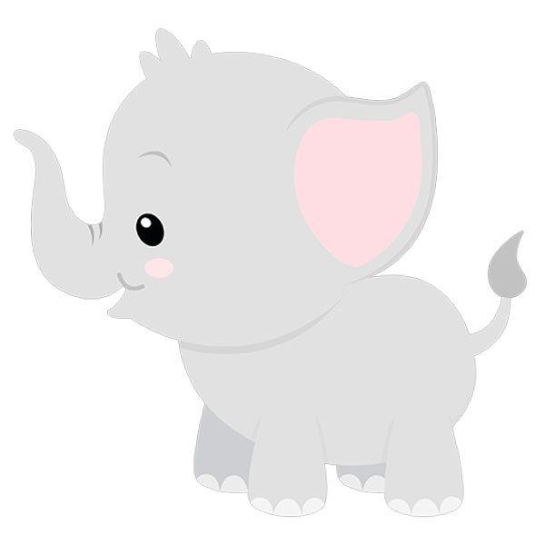Vinilos Infantiles: Elefante Vicente