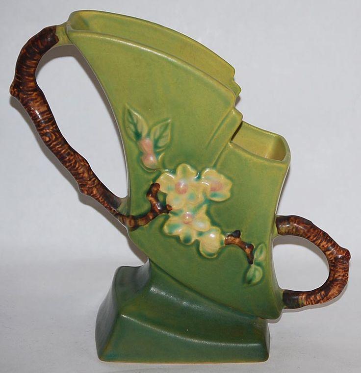38 Best Roseville Pottery Images On Pinterest Roseville