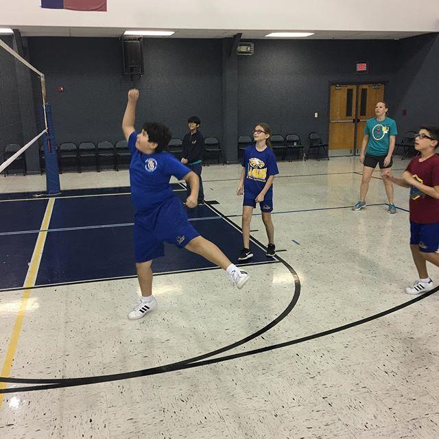 Funday Volleyball Stpaulmcallen School Photos Volleyball School