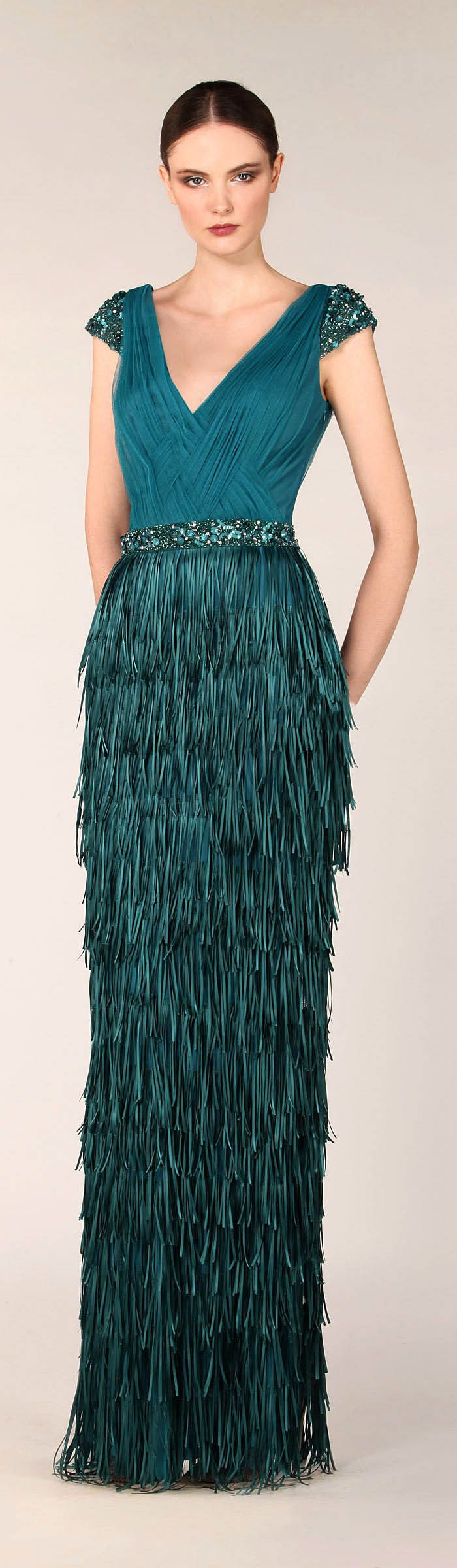 Tony Ward Fall Winter 2013-2014 - Something like this for the Navy Ball this year?
