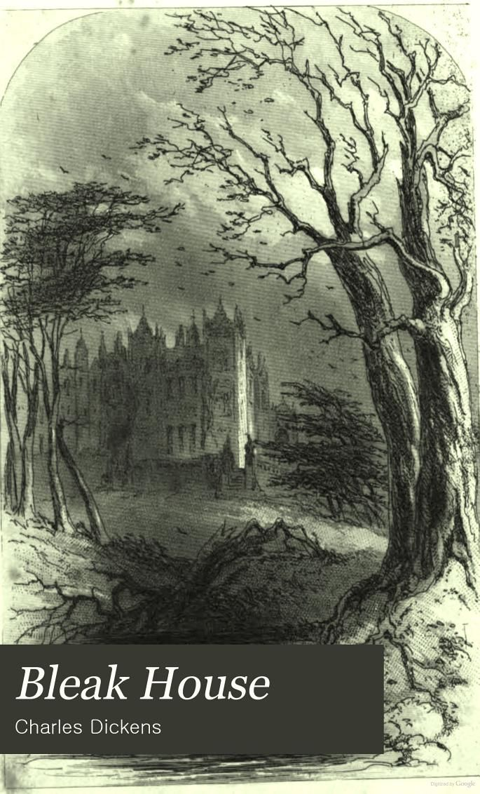 Bleak House by Charles Dickens - not everyone gets past Tale of Two Cities and A Christmas Carol, but Bleak House is Dickens at full power.