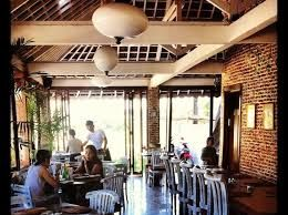 watercress cafe in bali - great for breakfast or lunch