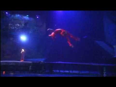 Mystère by Cirque du Soleil - Las Vegas