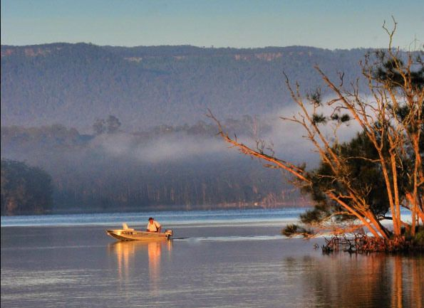 (c) Big 4 Lake Conjola Lakeside Caravan Park, Lake Conjola, NSW, Australia