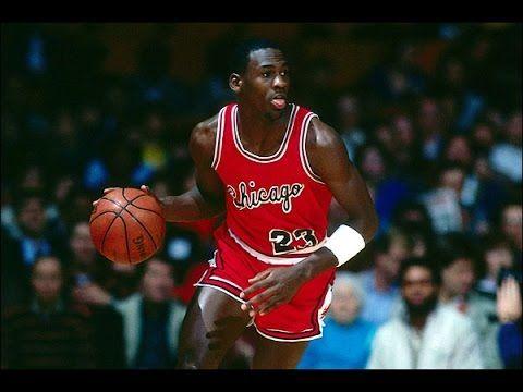 Michael Jordan Rookie Year Highlights (1985)