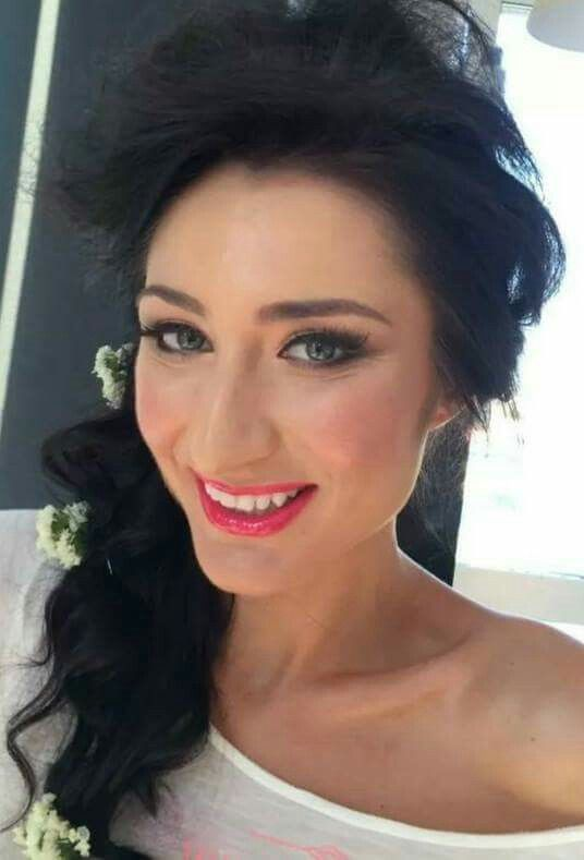 Make up :Delia Stamate