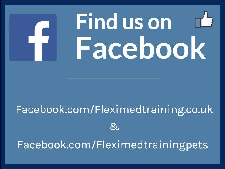 Come and visit us on FaceBook and Twitter!