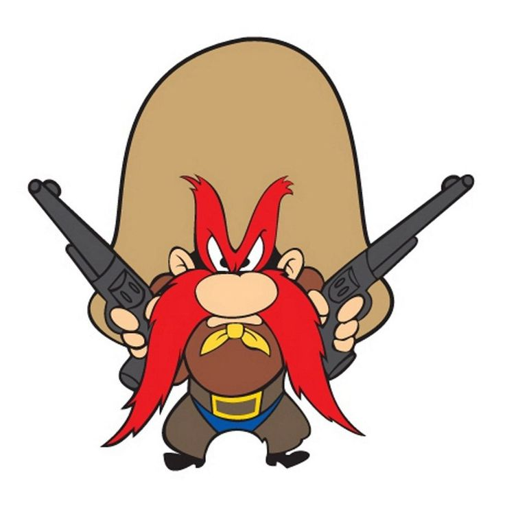 Yosemite Sam - Looney Tunes