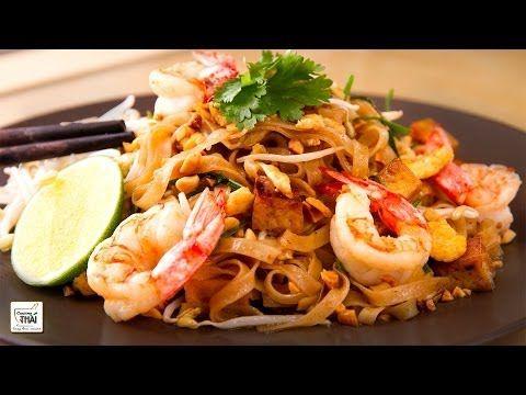 Pad Thai (tallarines fritos tailandés) | Kwan Homsai