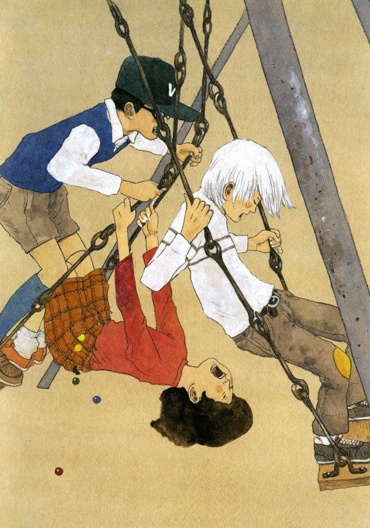 Feedbag blog: Taiyo Matsumoto's Sunny