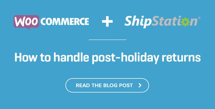 Handling post-holiday returns doesn't have to be a pain. If you missed our first webinar with ShipStation, we've got you covered -- here's how you can create a killer return policy, prep your team, and make processing those returns look effortless.
