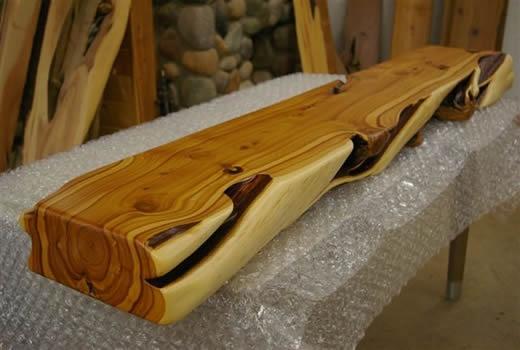 Juniper Fireplace Mantels Timber Mantels Rustic