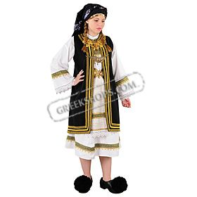 Souliotisa Costume for Women Style 641081