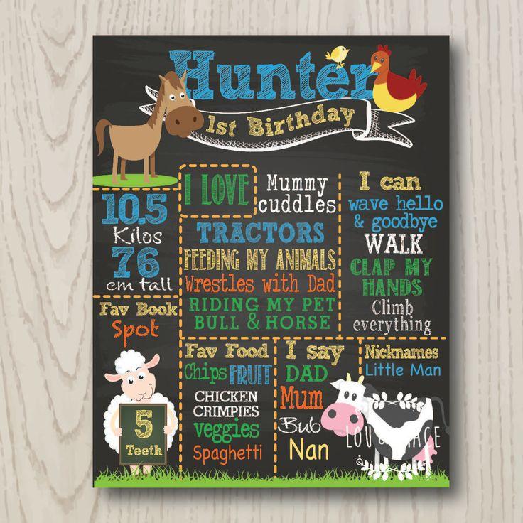 Best 20+ First Birthday Board Ideas On Pinterest