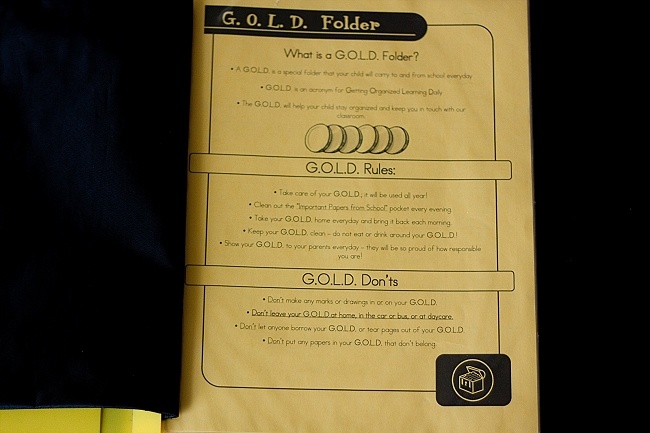 GOLD Homework Folders ideas (with free downloads) // second story window