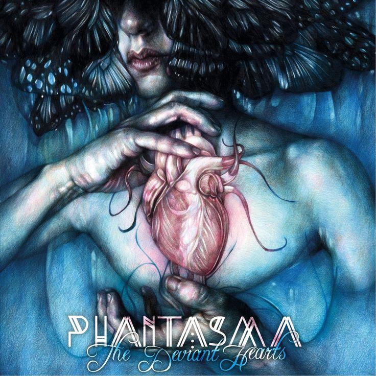 Phantasma [The Deviant Hearts]. 2015.  Artwork : Marco Mazzoni