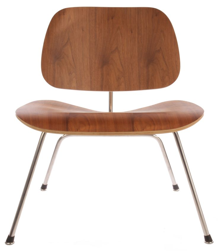 Replica Eames LCM (Lounge Chair Metal) by Charles and Ray Eames - Matt Blatt