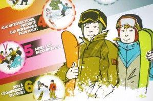 Illustration - Code de conduite en montagne