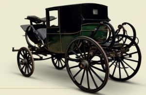 Newly opened exhibition at Prague Castle displaying carriages of Czech Emperors, Kings and first Czech president T.G. Masaryk! Daily until October 19, 2014