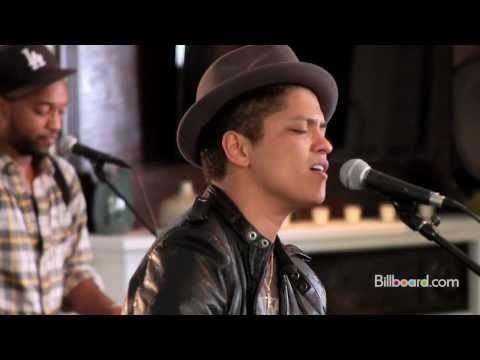 Bruno Mars - Grenade live-performances