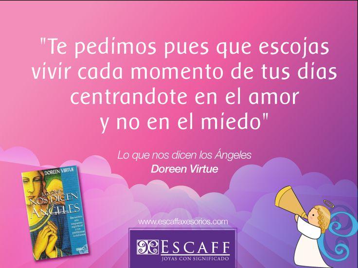 Lo que nos dicen los ángeles Doreen Virtue