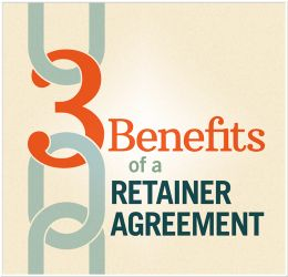 Retainers = Results: 3 Benefits of a Retainer Agreement #blog #brandcredible #retainer #marketing #pr #agency