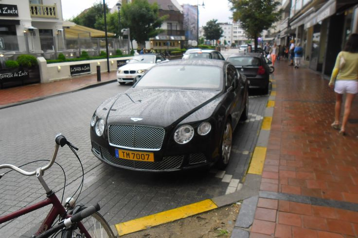 Bentley Continental Gt Knokke Belgium Spotted Cars