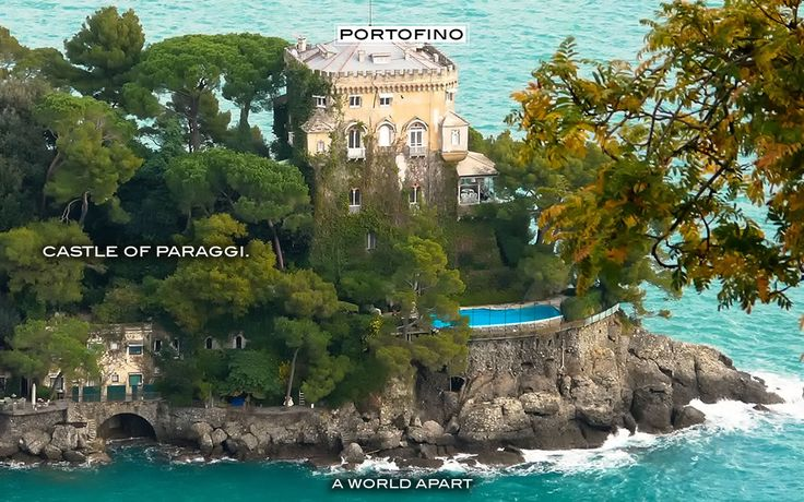 Portofino Castle of Paraggi