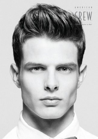Sophisticated short. #menshair #theohioacademy [via: http://www.gq.com.au/style/grooming/galleries/best+mens+hairstyles+2014,27673?pos=5#pagetop]