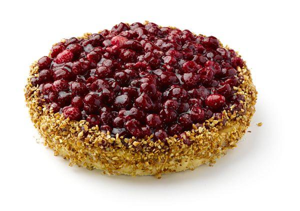 Tarta de Frambuesa de Cory, Pastelería Austríaca