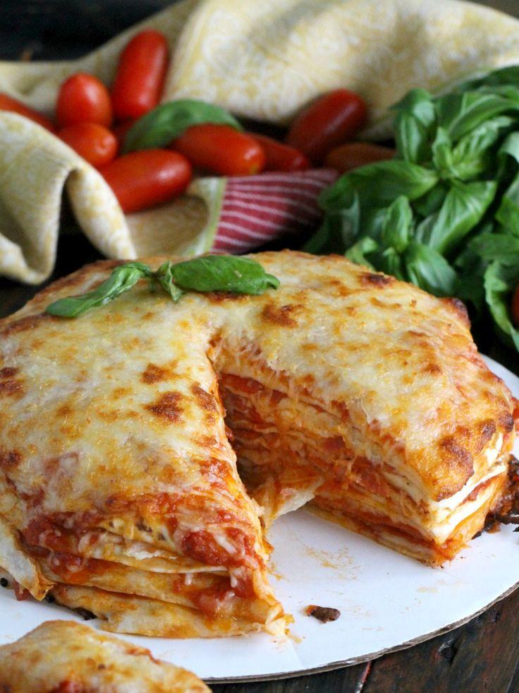 cheesy tortilla pizza torte 8007