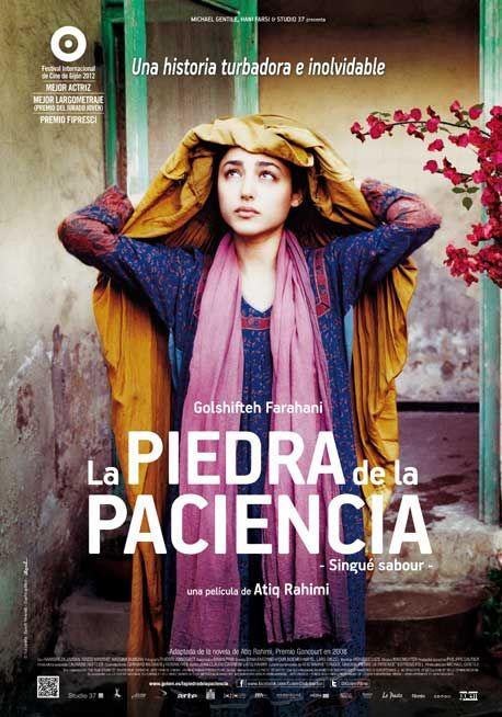 La piedra de la paciencia (2013) Afganistán. Dir: Atiq Rahimi. Drama. Familia. Enfermidade. Feminismo. Relixión - DVD CINE 2274